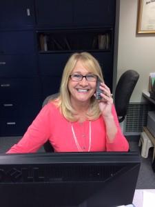 Donna - Receptionist